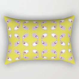 paisley pattern 2 Rectangular Pillow