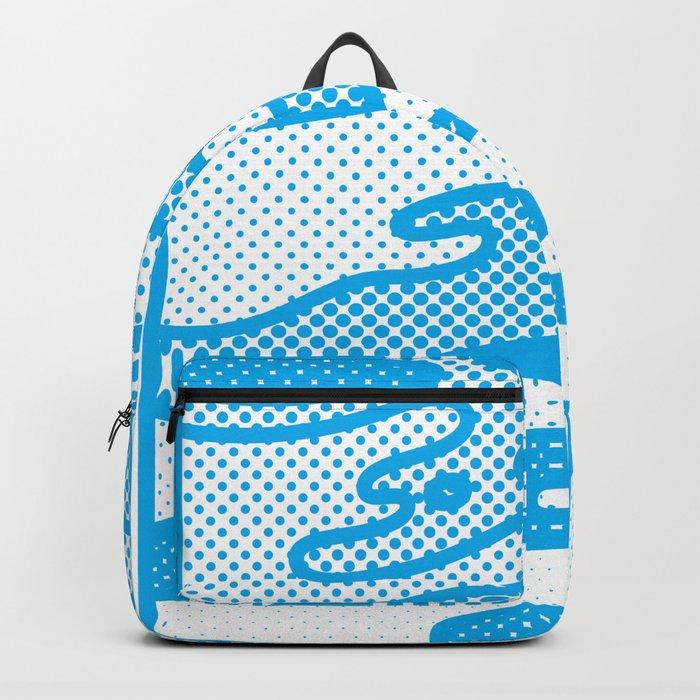 Pop Camo Backpack