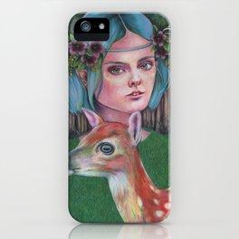 The Secret Keeper iPhone Case