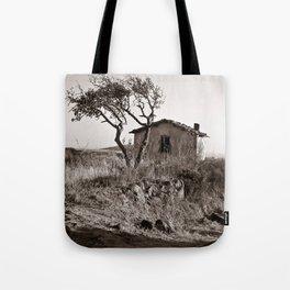 "Abandoned Barn of Sardinia - ""VACANCY"" zine Tote Bag"