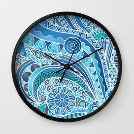 Like the Ocean Wall Clock