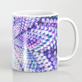 Flower Energy Bokeh Lights Coffee Mug
