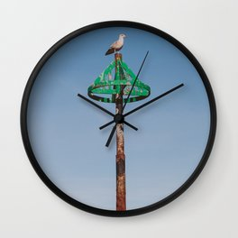 Baywatcher Wall Clock