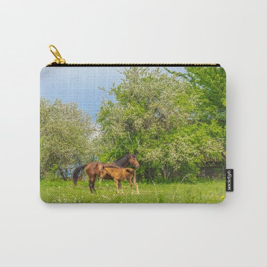 Foal Horse Baby Carry-All Pouch