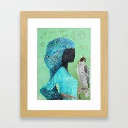 Gyrfalcon Framed Art Print