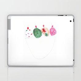 The Many Scoops of Ice Cream Laptop & iPad Skin