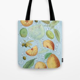 Gin and tonic Tote Bag