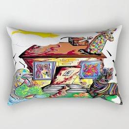 Animal House Rectangular Pillow