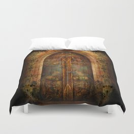 Impossibilium Duvet Cover