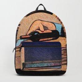 Blue Collar Night Backpack