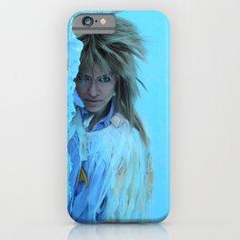 His Cold Stare iPhone Case
