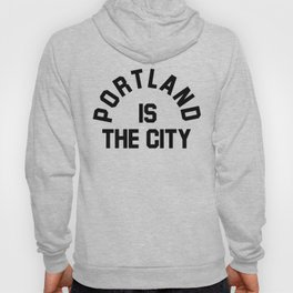 P-TOWN IS THE CITY! Hoody