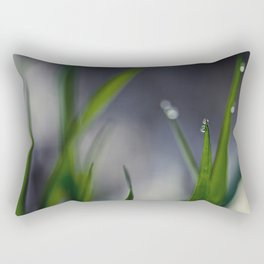grasses Rectangular Pillow