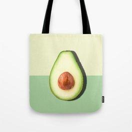 Avocado Half Slice Tote Bag