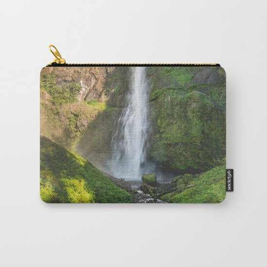 Multnomah Falls Oregon Carry-All Pouch