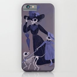 A Day in the Park iPhone Case