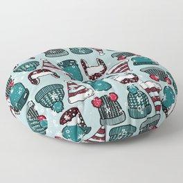 Hats! Floor Pillow