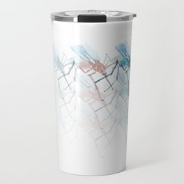 Mosquitoes. Vibrancy. Travel Mug