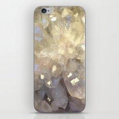 crystal2 iPhone & iPod Skin
