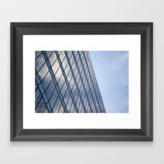 433 Reflections 2 Framed Art Print