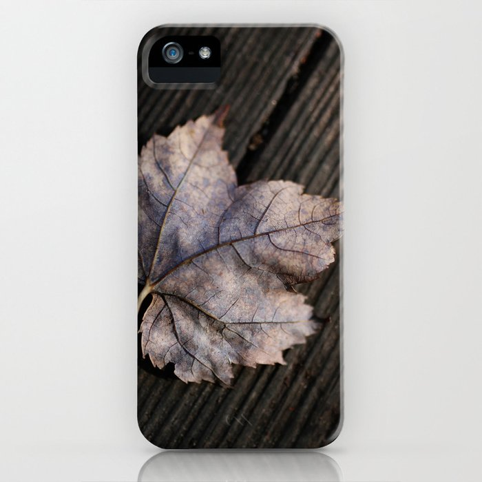 the lifelines of fall iPhone Case