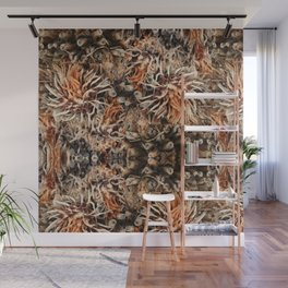 tree, palm, trunk, brown, photography, bebicervin Wall Mural