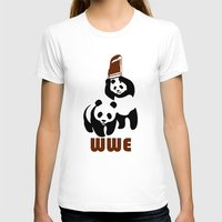 wwe T-shirts featuring Panda Wwe by Maxvtis