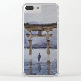 TORII Clear iPhone Case