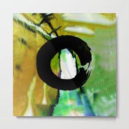 Enso Love 1D by Kathy Morton Stanion Metal Print