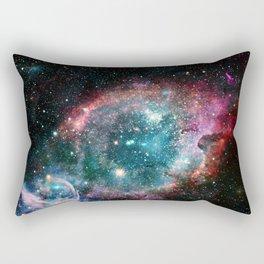 Galaxy and nebula Rectangular Pillow