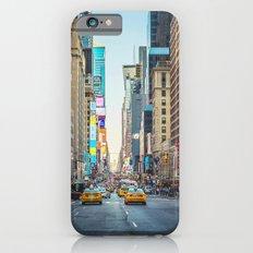Sunset on 7th Avenue Slim Case iPhone 6s