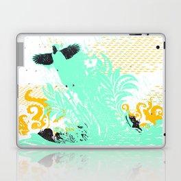 Oceanside Dreams Laptop & iPad Skin