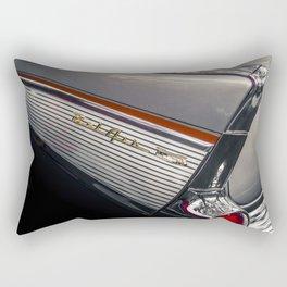Bel Air Tail Rectangular Pillow