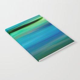Seascape - blurography Notebook