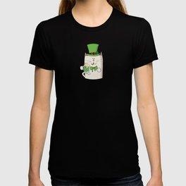 Irish cat T-shirt