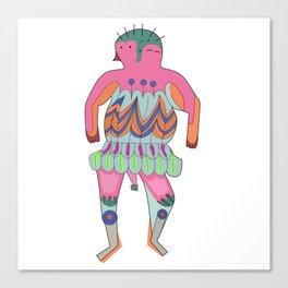 Influencer Canvas Print