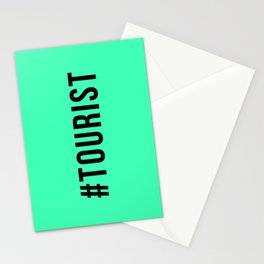 TOURIST Stationery Cards