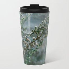 Frosted Heather Travel Mug