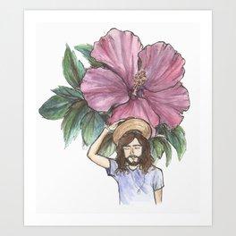 Shabop Shalom Art Print