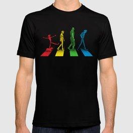 Stray Dog Strut T-shirt