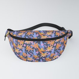 Daffodil Days in Navy Fanny Pack