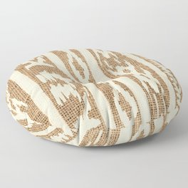 Kalingga Naturale Floor Pillow