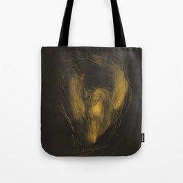 Malicious - Monotype art graphic Tote Bag