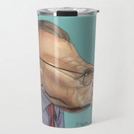 Larry King Travel Mug