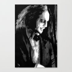 The Name In Laughter From The Hereafter Canvas Print