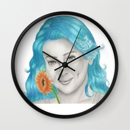 Have a Beautiful Day2 / Hair Day2 Wall Clock