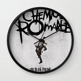 MCR - The Black Parade Wall Clock