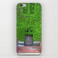 Mary Manse Doors - vertical iPhone & iPod Skin