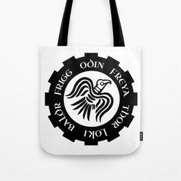 Raven Banner Tote Bag