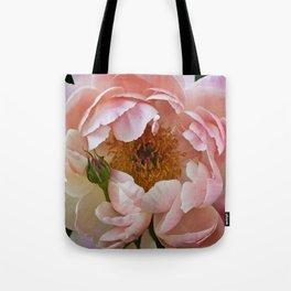 Emma Woodhouse Peony Tote Bag